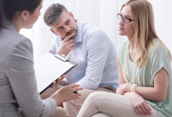 Constant relationship problems with mediator